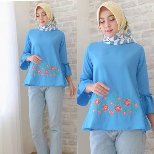 surya blouse blue