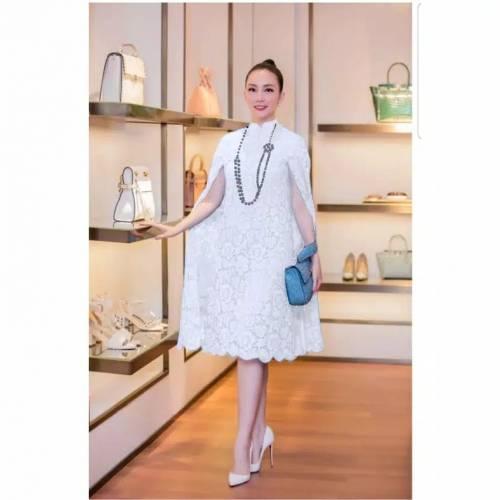 Dress Martha white