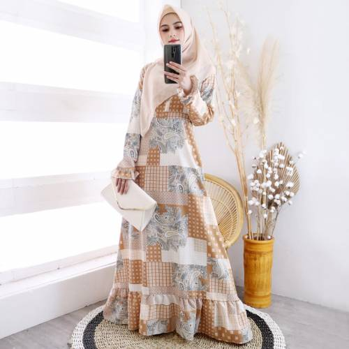Meiza Maxi Brown