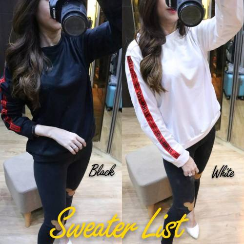 Sweater List OffWhite