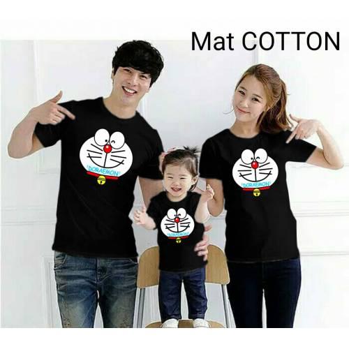 Cp Family Doraemon Hitam