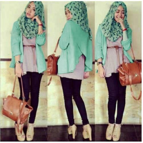 set hijab saskia toska