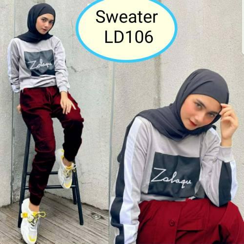 Sweater Zolaqu Abu