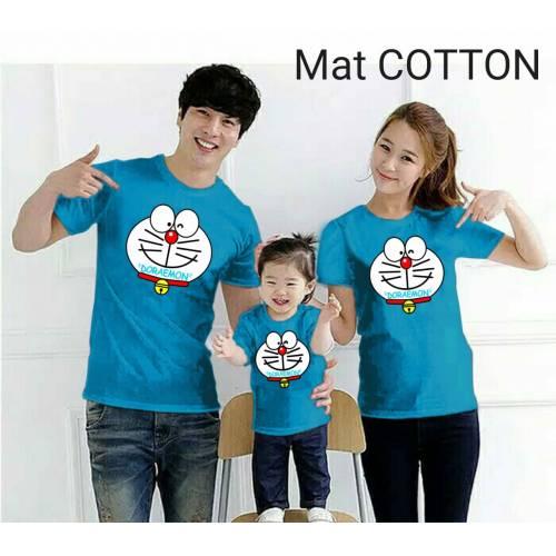 Cp Family Doraemon Turquise