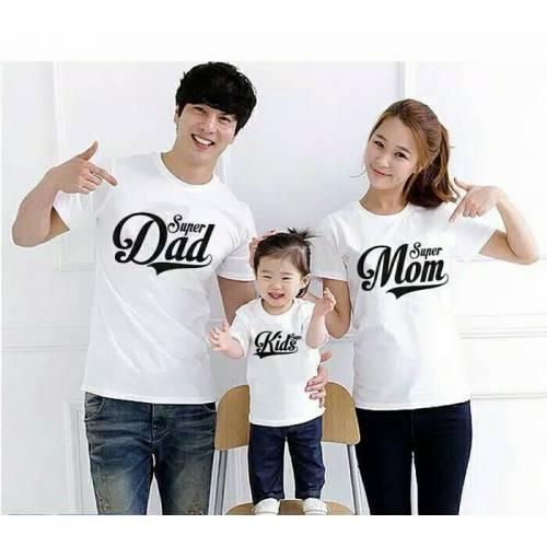Cp Family Superdad Putih