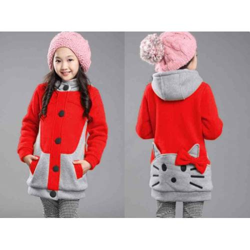 kid hello kitty merah