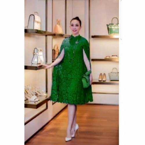 Dress Martha green