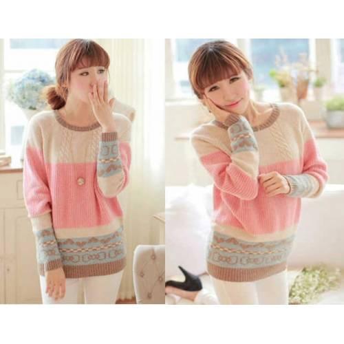 sweater pinky