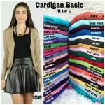 Cardigan basic