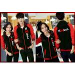 COUPLE JAKET NAKAL