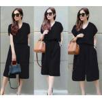 jamsuit Ester black