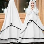 Syari Ramadhani Kids Putih