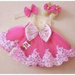 Princess bandana pink
