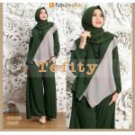Tefity set 3in1 Green