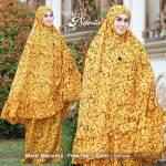 Mukena Pravita Mustard