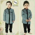 pasha kid grey