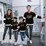 Cp Family DadMomKid black