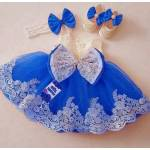 PRINCESS BANDANA BLUE