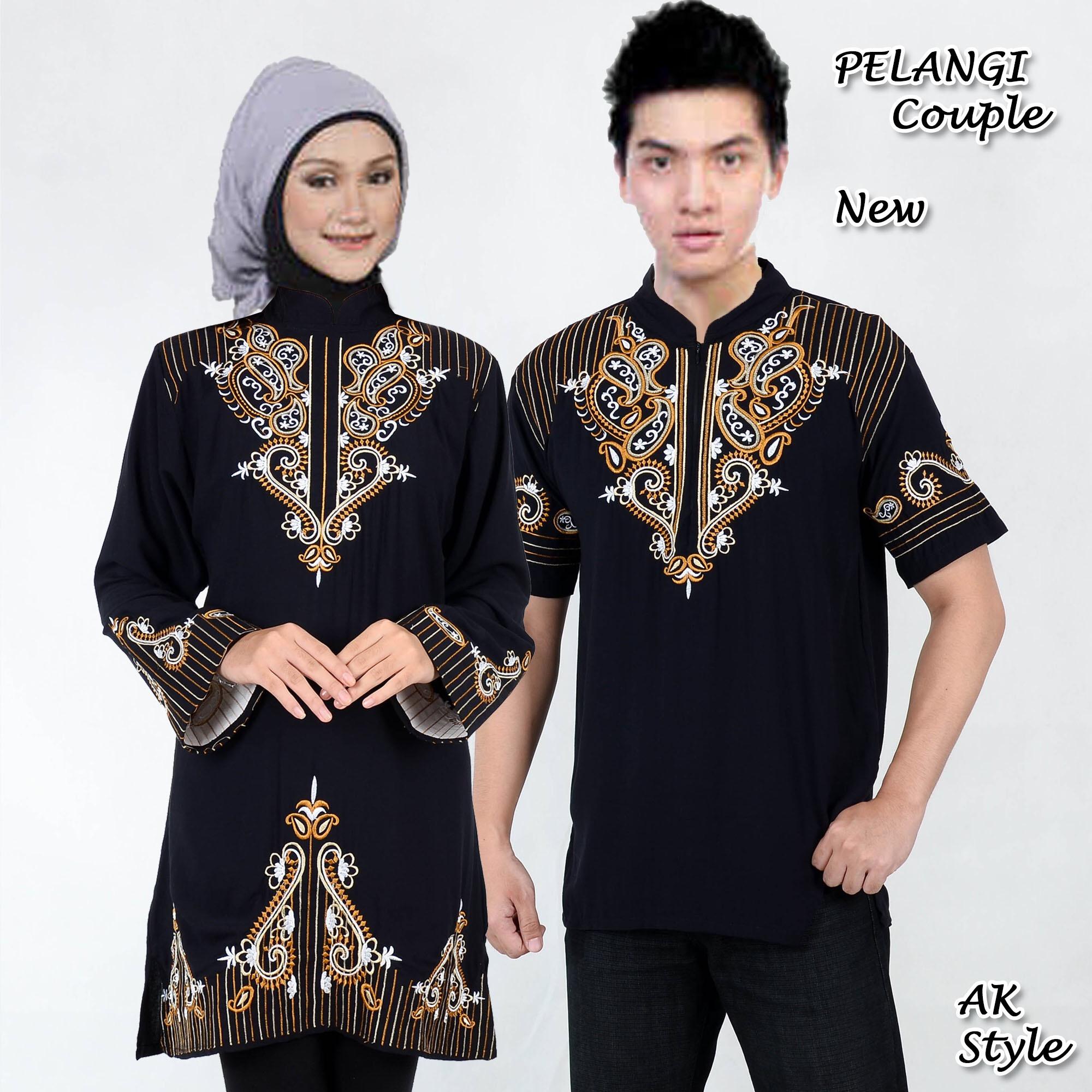 Pelangi Couple - Fashionista Grosir -. Source · Jakarta Couple - Kemeja .